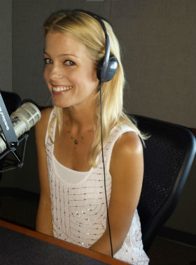 Anna-Karin Bjorklund on the Phil Hulett Show