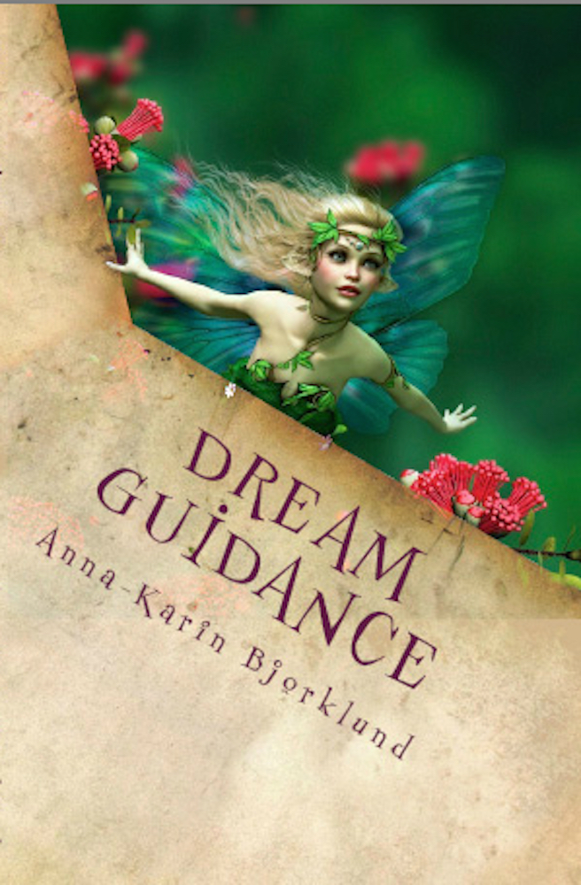 Dream Guidance book by Anna-Karin Bjorklund