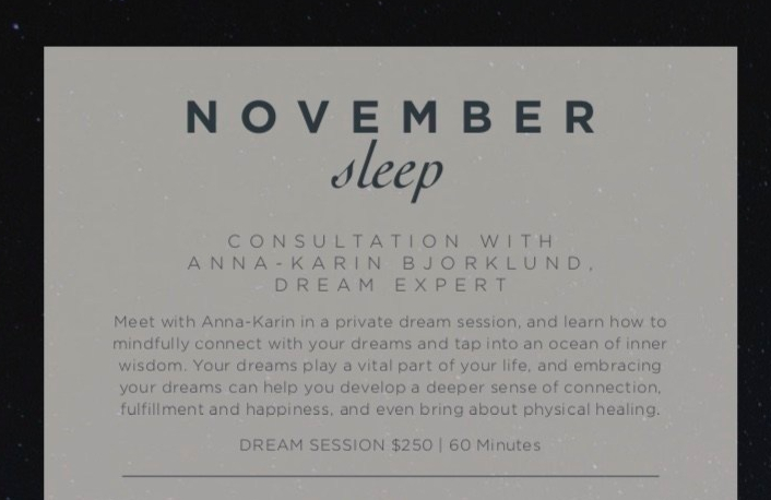 Month of Sleep at Miraval Life in Balance Spa